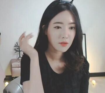 韩国美女主播 汉娜 熊猫TV 直播视频回放2016-04-15