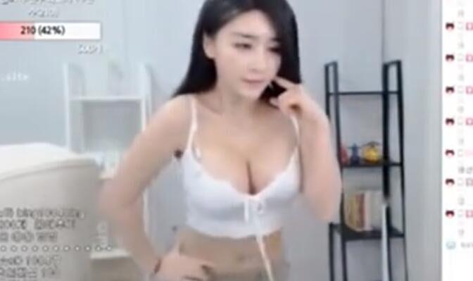韩国女主播热舞 很有料 又大又深