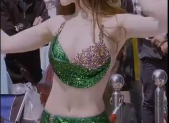 韩国小姐姐 热舞 人美皮白身材好