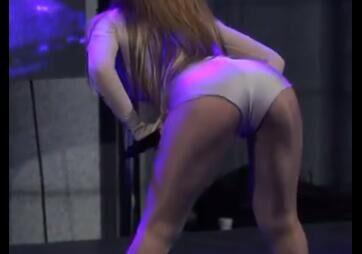 韩国女团 A-seed 热舞 很激情 饭拍视频