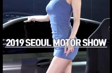极品韩国车模 包臀+美腿+高根鞋