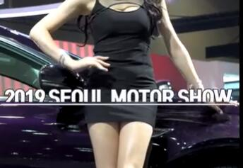 韩国美女 车模 性感美腿 包臀裙
