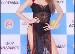 韩国美女 若隐若现 这样最好看