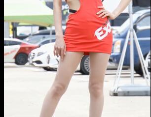 韩国车模 小姐姐 这性感的大美腿