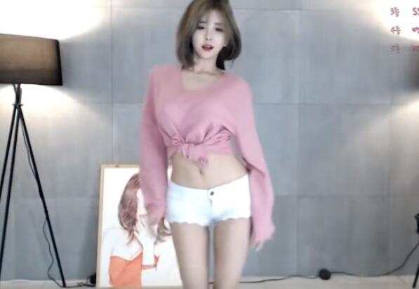 韩国女主播 伊素婉 性感齐B短裤 热舞  afreeca tv
