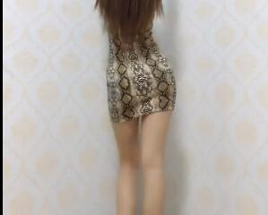 国产大美女 美腿包臀热舞 背后摇