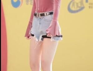 韩国女团 Dal★shabet 裴佑熙 短裤热舞 饭拍