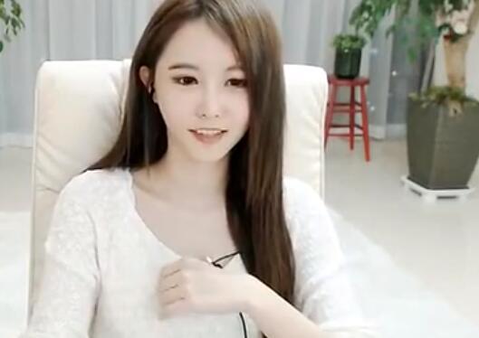 韩国女主播 李由美 直播视频 真的美