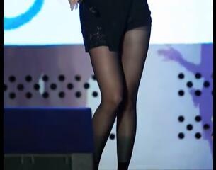 韩国女团 STELLAR 黑丝美腿 热舞 饭拍