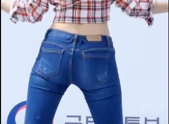 韩国美女 各种牛仔裤小姐姐 你爱哪个