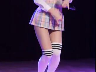 韩国女团(Pocket Girls) 夏彬  热舞 饭拍