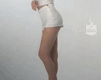 韩国气质美女 金宝拉 写真集 完美身材