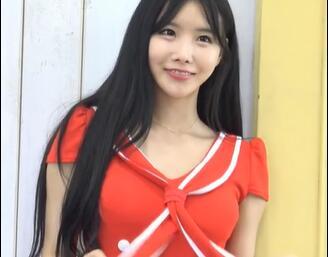 韩国美女 清纯型妹子 妍智 写真集