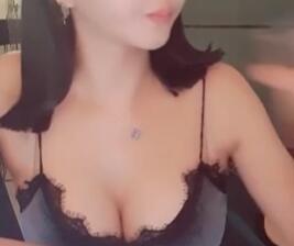 韩国女主播 许允美 小吊带 太细了