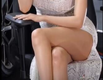 韩国美女车模 宋姝儿 我喜欢美腿