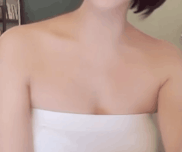 韩国美女主播 许允美 是不是刚洗过啊