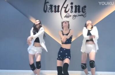 韩国女团 性感热舞 很带劲