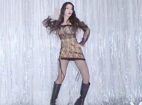 韩国美女 夏酥酥 泫雅 这身材怎么样