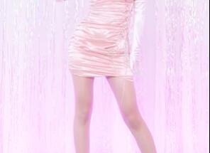 韩国美女 美腿系列 粉色诱惑