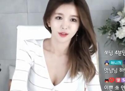 韩国女主播 尹素婉 是不是看的又饥又渴