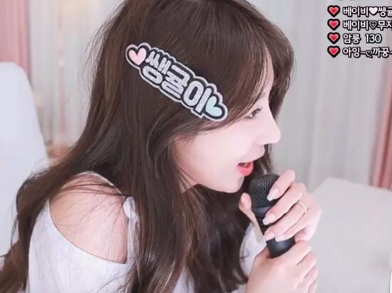 韩国女主播 韩宝贝 果然是人间尤物