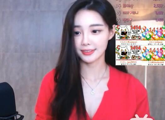 韩国女主播 塔米米 小姐姐又来了