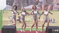 韩国首尔光化门广场 BADKIZ -美女组合热舞150830