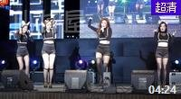 韩女团BADKIZ性感热舞视频 黑丝网袜热裤美腿-BABOMBA 151030 韩