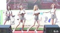 韩国首尔光化门广场 BADKIZ - 性感组合热舞 150830