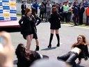 韩国BEG(褐眼女孩)热舞 Sixth Sense 130421