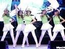 韩国短裙热舞CrayonPop - BarBarBar 130824