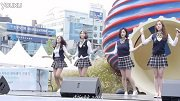 K-Girls - Fly High 美女短裙组合热舞 151004