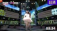 韩国美女热舞 151021 Show Champion 冠军秀 Lovelyz - Ah-Choo 1