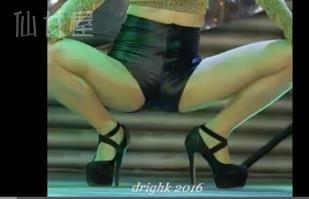 韩性感女团热舞饭拍 Rose Queen 郑惠真 - Sexy Dance 160111
