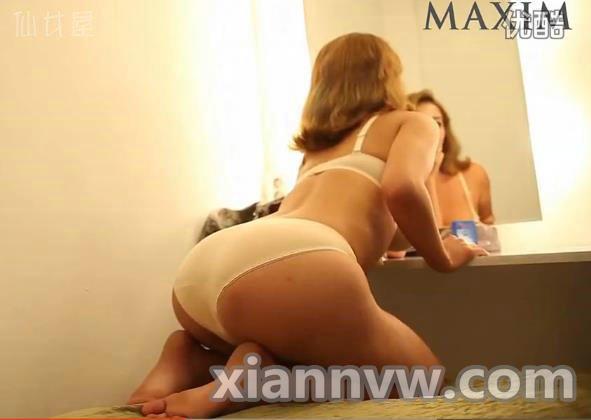 MAXIM KOREA 韩国MAXIM美女模特酒店内衣写真拍摄花絮