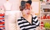 【afreecaTV】韩国美女主播汉娜11.25超长高清热舞 小苹果