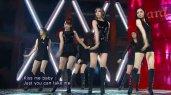 T-ara: Day By Day 黑色性感短裙现场版