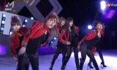 T-ara: 为什么会这样 The M Wave现场红色马甲版